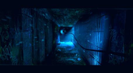 Deep jail