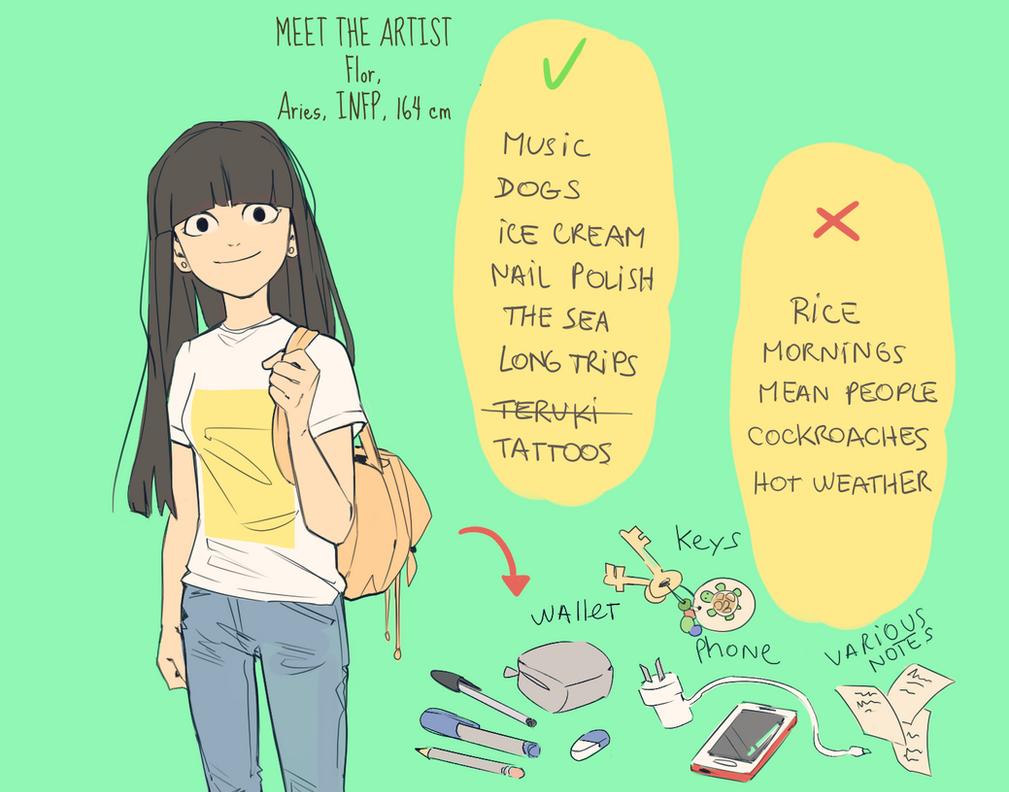 Meet the Artist by Florbe