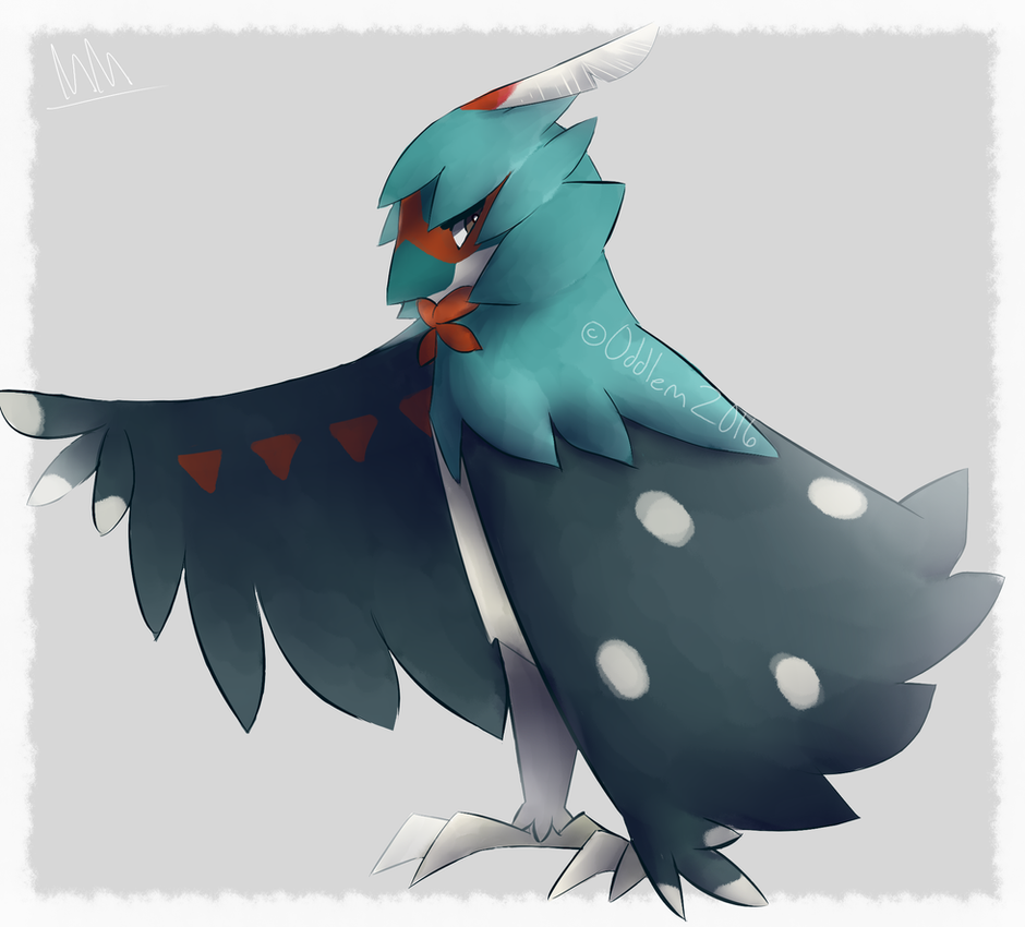 decidueye and chestnaught trying - photo #25
