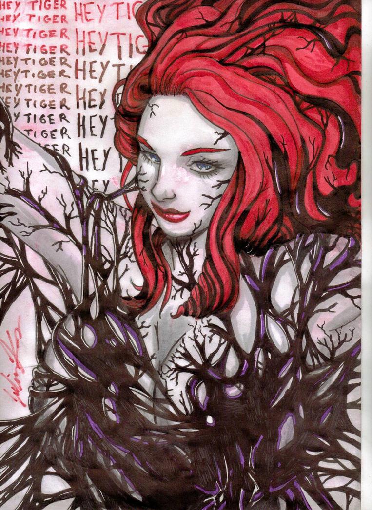 Mary Jane Venom by joosemunee on DeviantArt
