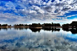 Apollo Park by AndrewZissou