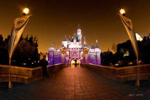 Ghosts of Disney by AndrewZissou