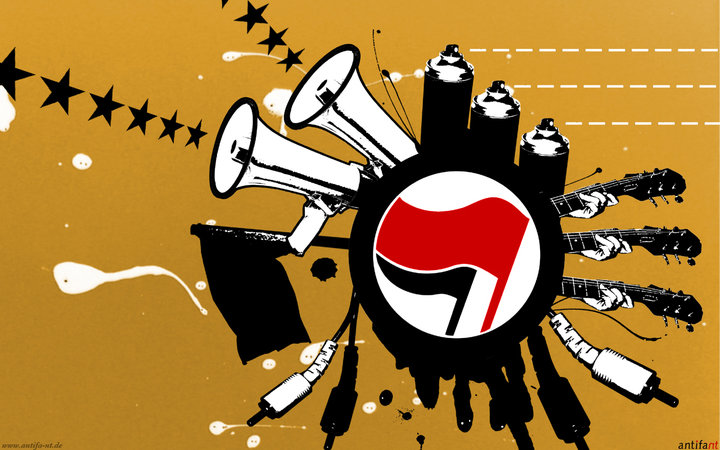 ANTIFA by IamNOTwearingPANTS