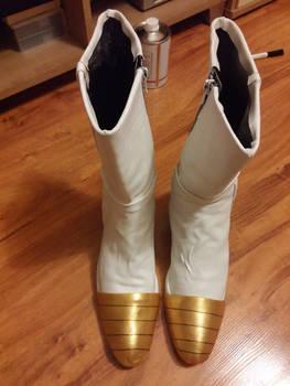 Saiyan Boots