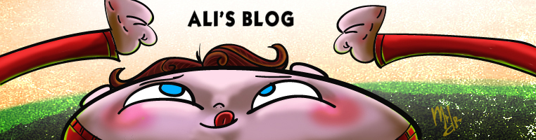 My new Blog Banner by murd3r