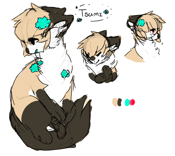Tsumi Character-sheet by mothfall