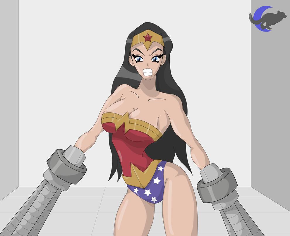 Wonder Woman by BackupHero