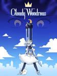Cloudy Wondrous Poster