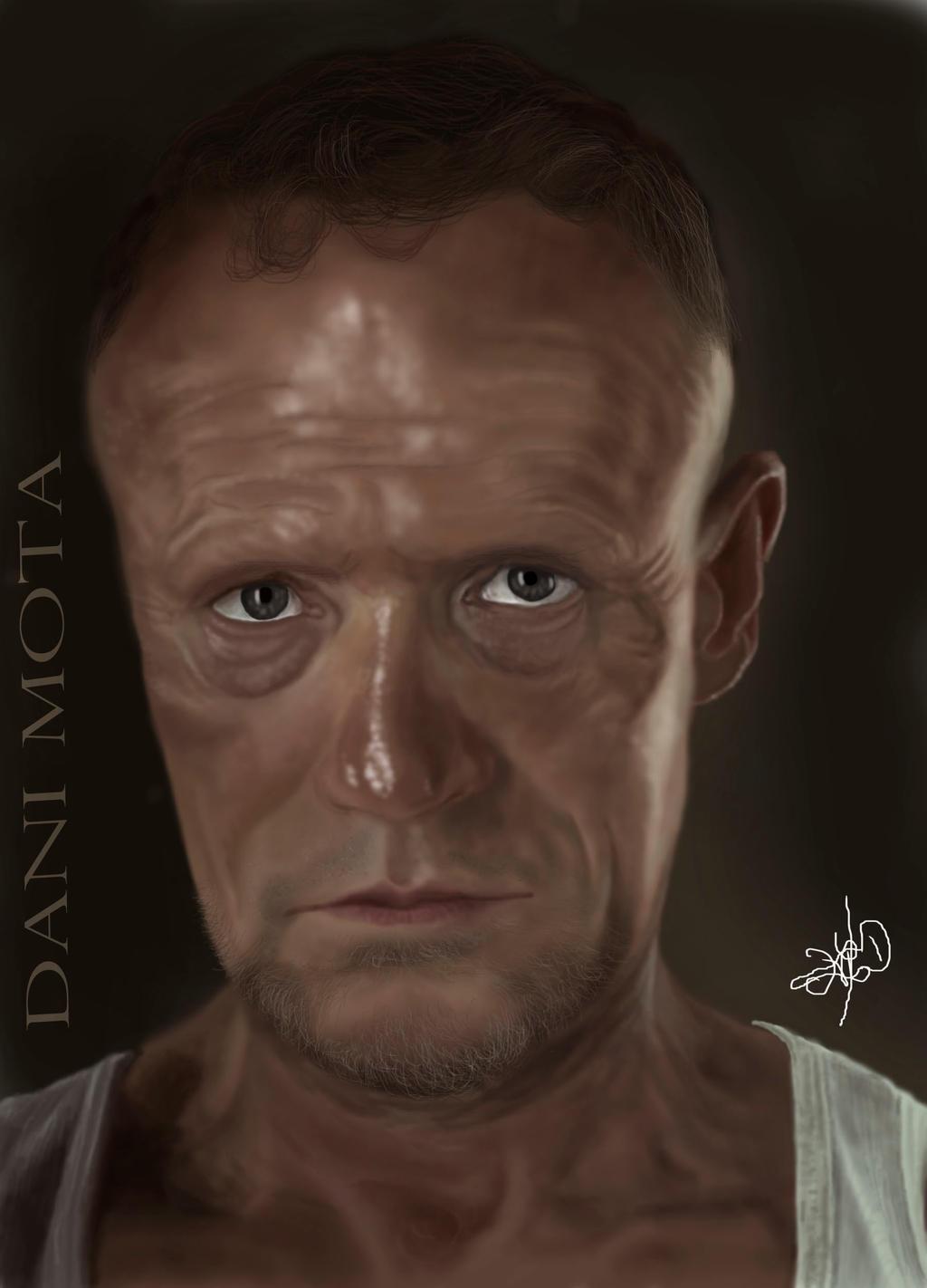 Merle Dixon by DaniMota