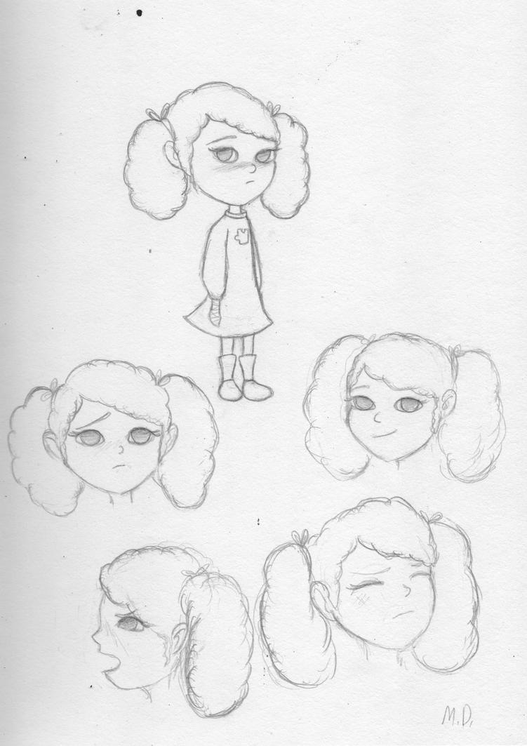 Character Design Sketchbook : Character design sketchbook by danimota on deviantart