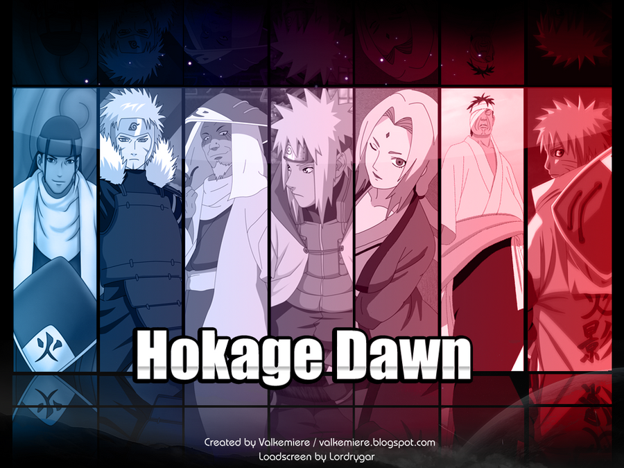 Hokage Dawn by Lordyrgar on DeviantArt