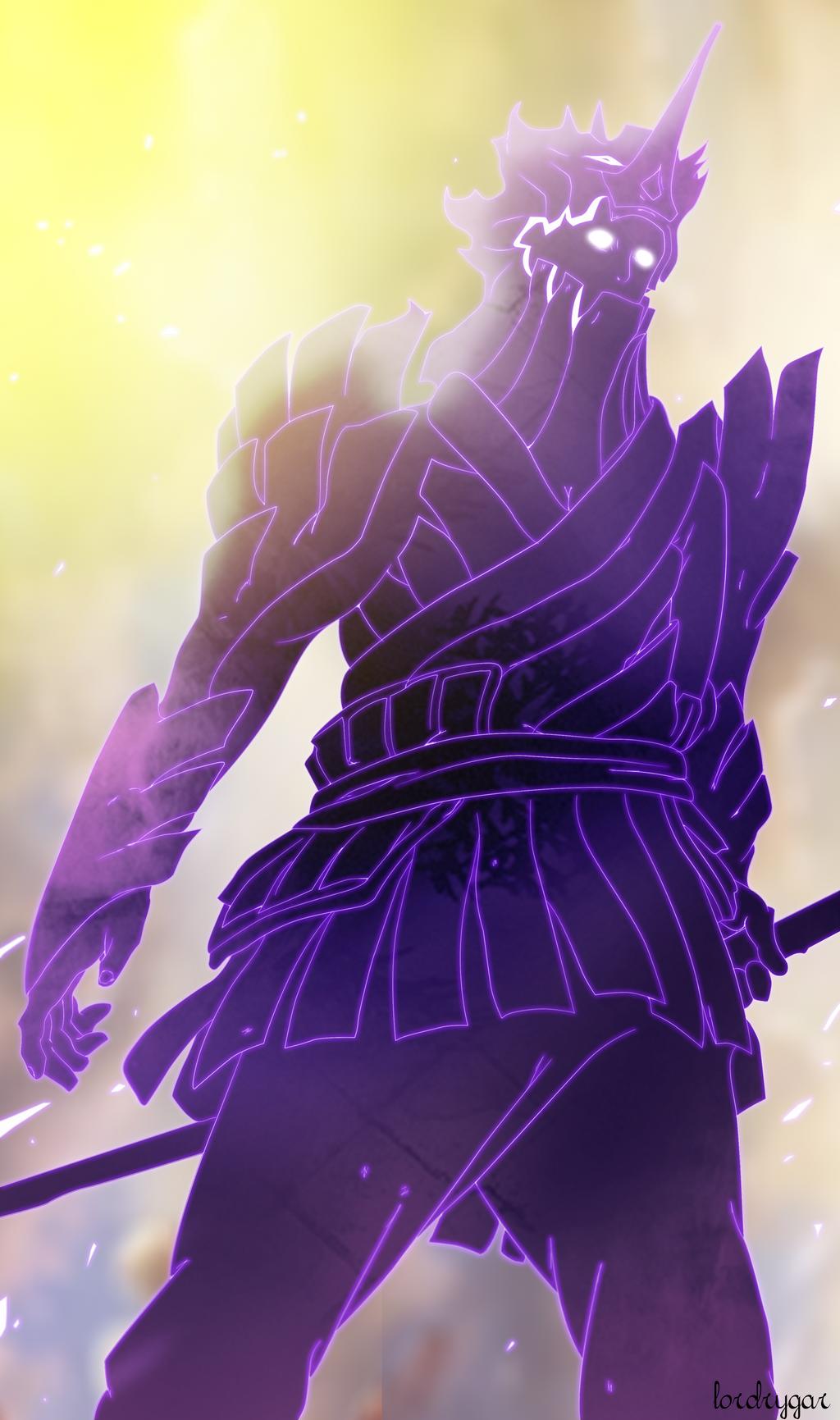 Naruto 696 - Sasuke Absolute Susano by Lordyrgar on DeviantArt