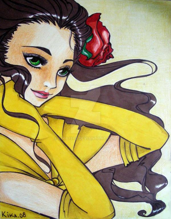 belle by kika1983