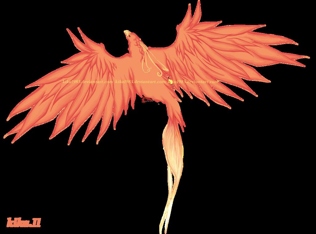 Phoenix-commission by kika1983