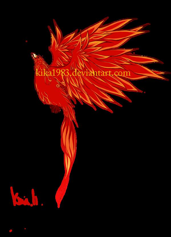 Phoenix by kika1983