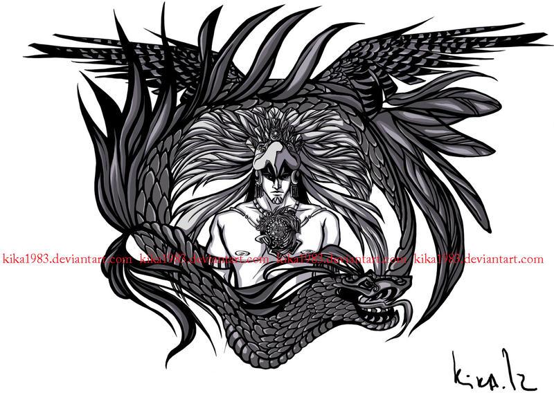 quetzalcoatl designs - photo #21