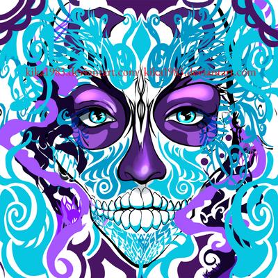 Voodoo Design-commission by kika1983