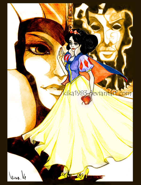 Snow white by kika1983