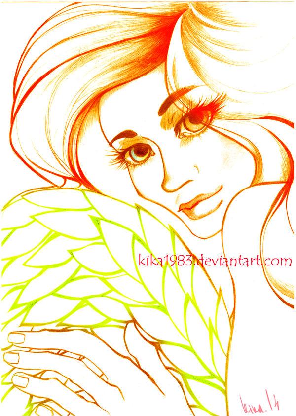 Ariel by kika1983