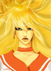 Sailor Venus by kika1983