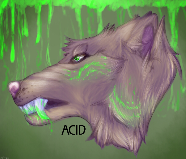 ACID Profile Picture by Sporks-And-Knives