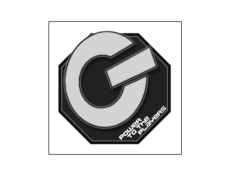 Redesign of GameStop Logo BW by Silver-Quarrion on DeviantArt