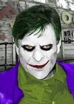 Mark Hamill As Live Action Joker, Photoshop