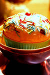 Cupcake TeaCup by RaybeBaby