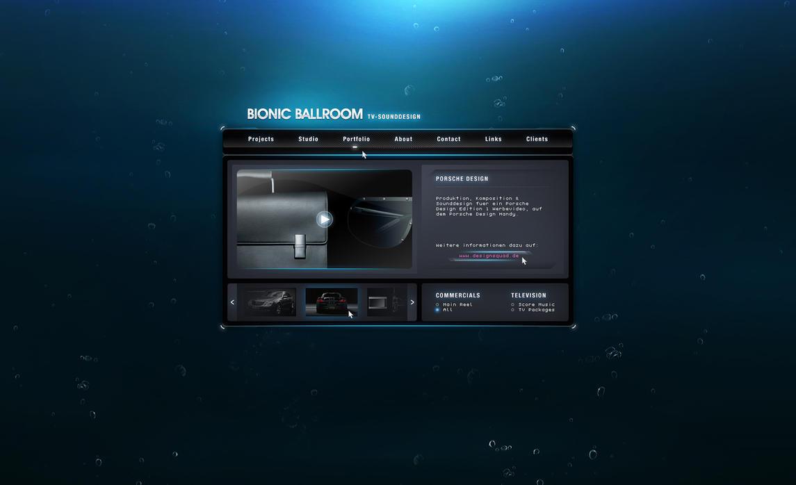 bionicballroom by Fel1x