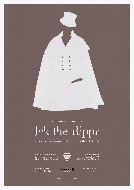 Jack the Ripper by Fel1x