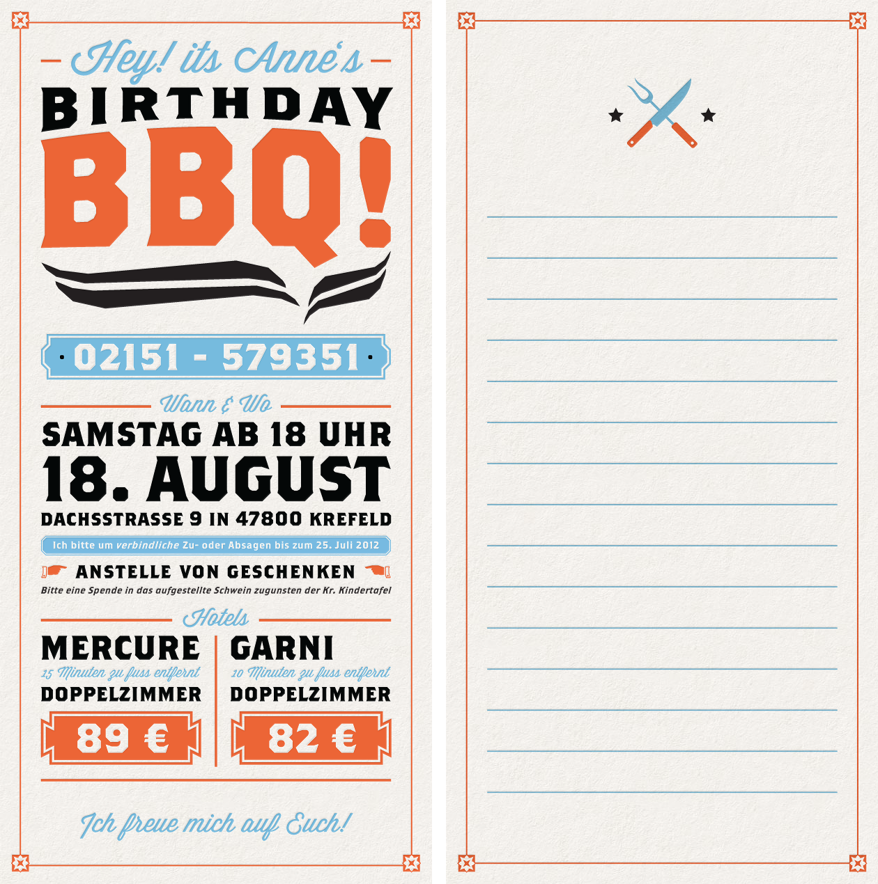 Birthday BBQ by Fel1x