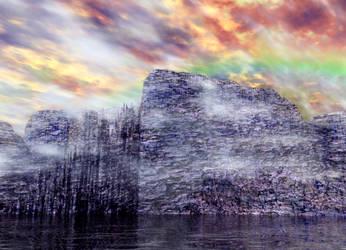 Icy Fortress by Xadrik-Xu