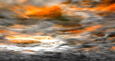 Fiery Sky by Xadrik-Xu