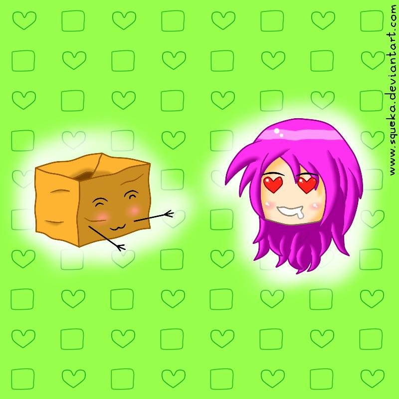Squeka's Art A_girl_loves_a_box_by_squeka-d56lk3w