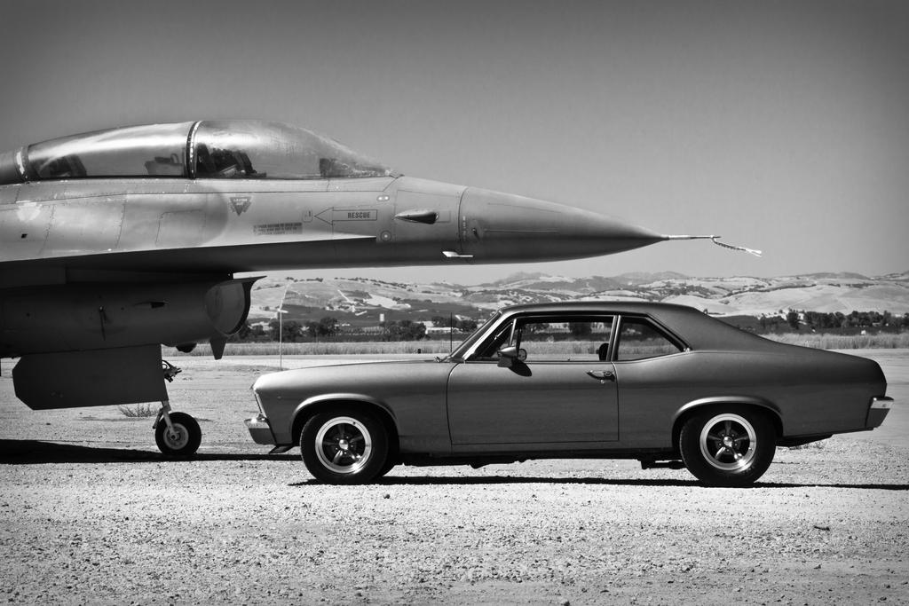 F16 Chevy Nova Muscle Car Hot Rod by Paradise-Road on ...