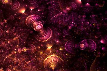 Alien Landscape ala Ngon by PhoenixArisen