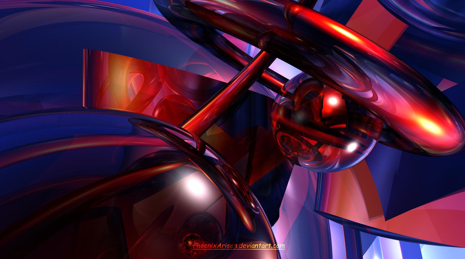 Bryce 2 by PhoenixArisen