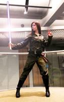 Jaina Solo cosplay by DiHA-Artwork