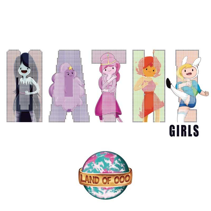 Math Girls by DiHA-Artwork