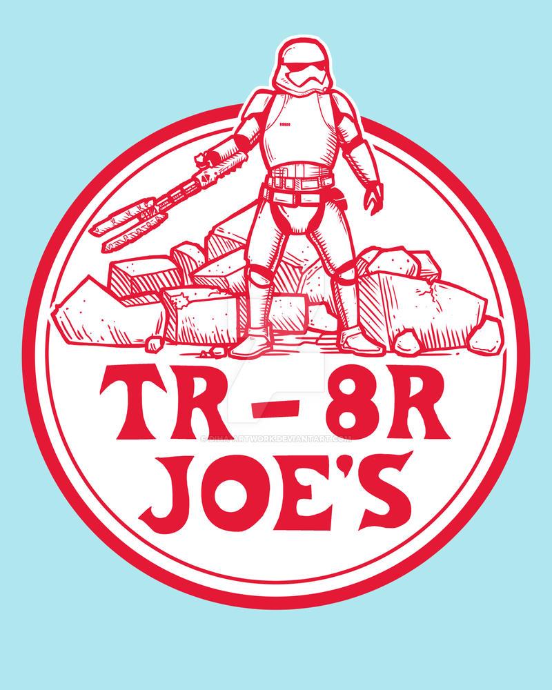 TR-8R Joe's by DiHA-Artwork