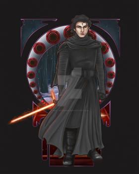 Dark Warrior Nouveau