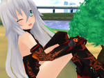 My First MMD Piccy