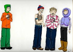 South Park is Gay by kawaiichiisaioni