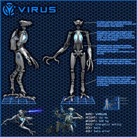 Virus charsheet (outdated) by darth-biomech