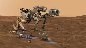 AMEE on the Red Planet