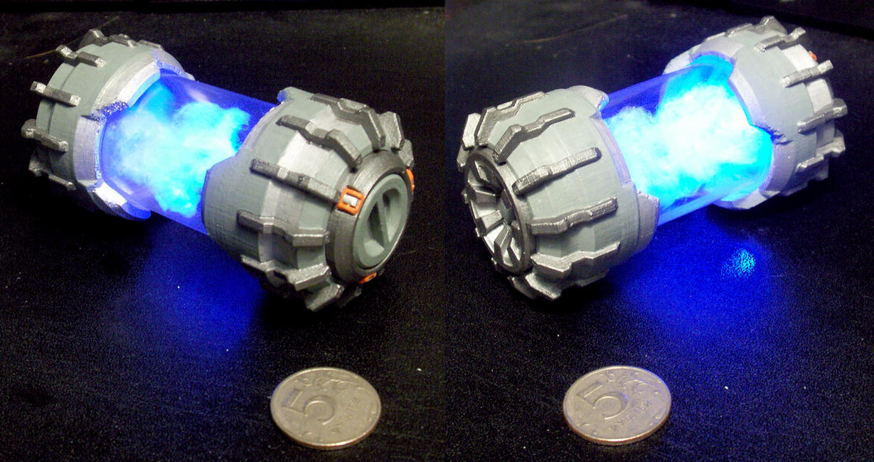 Specimen container (3d print) by darth-biomech