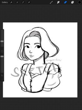 oc sketch