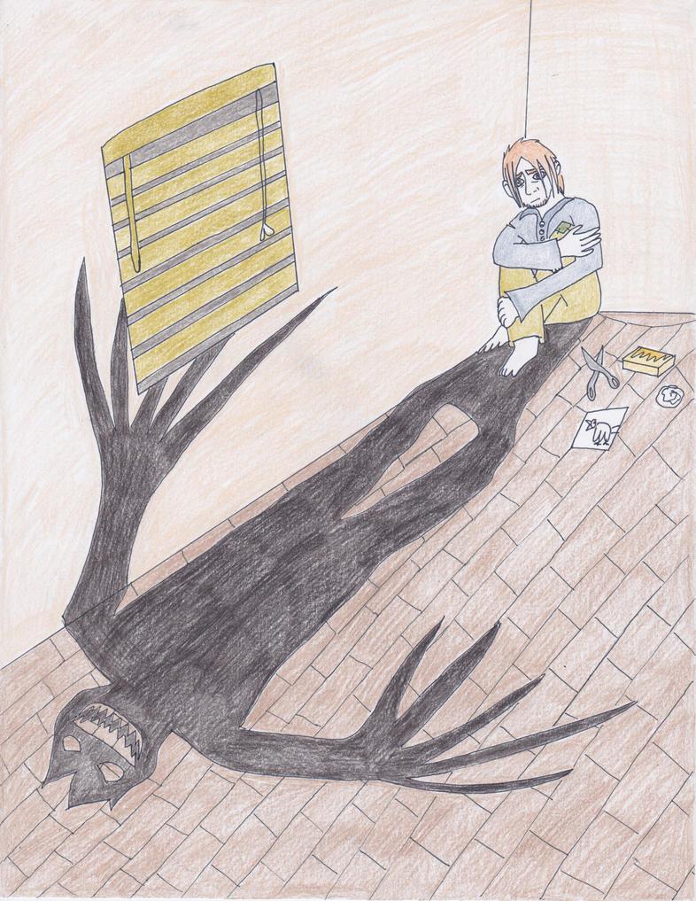 to kill a mockingbird jem drawing