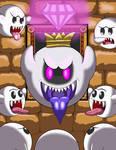 King Boo's Escape