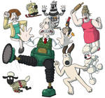 The Adventures of Wallace and Gromit